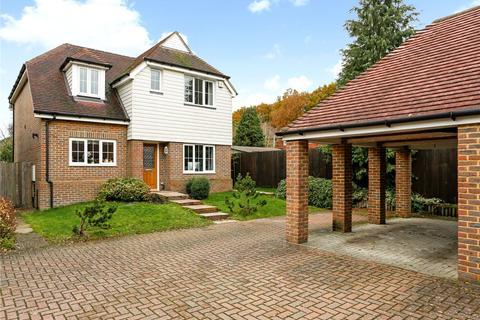 4 bedroom detached house for sale - The Coopers, Rye Lane, Dunton Green, Sevenoaks, TN14