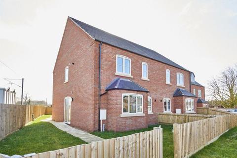 3 bedroom semi-detached house for sale - Plot 4, Alexander Mews, NG24