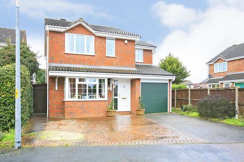 4 bedroom detached house for sale - Primrose Close, Scarning