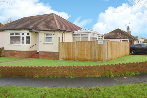 2 bedroom bungalow for sale - Abbots Way, Lancing, West Sussex, BN15