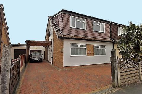 5 bedroom semi-detached house for sale - Bibury Avenue, Stoke Lodge, Bristol