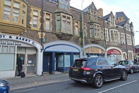 Property to rent - Cowbridge Road East, Canton- Cardiff