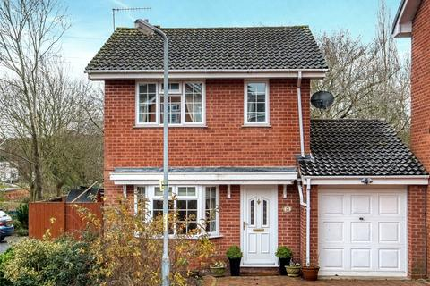 3 bedroom detached house for sale - Low Fold Close, Worcester, Worcestershire, WR2