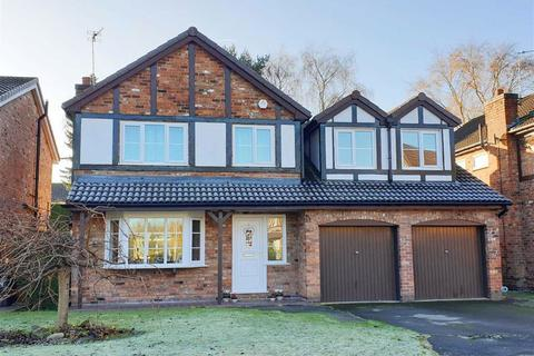 4 bedroom detached house for sale - Thistlewood Drive, Wilmslow
