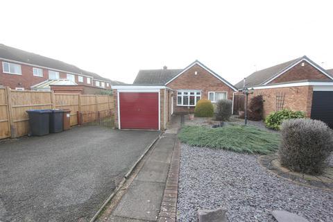 3 bedroom detached bungalow for sale - Balliol Road, Hinckley