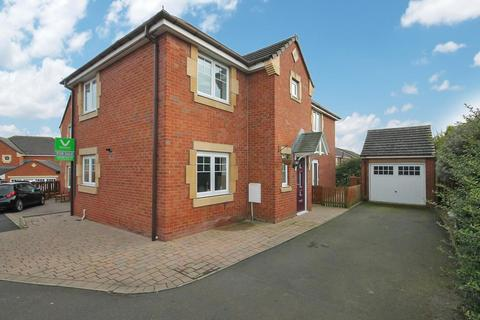 4 bedroom detached house for sale - Snowball Close, Crook