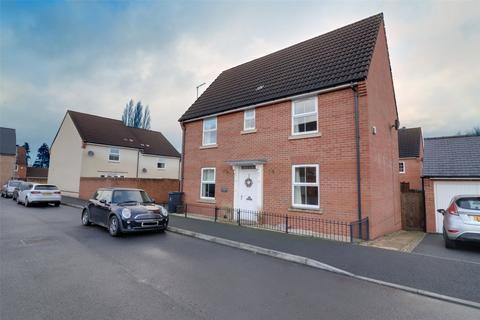 3 bedroom detached house for sale - Collett Road, Norton Fitzwarren
