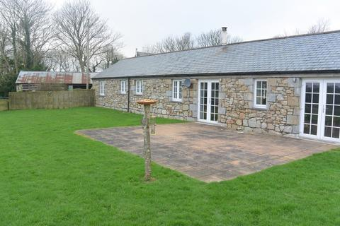 3 bedroom barn conversion to rent - Falmouth