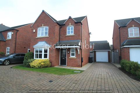 3 bedroom detached house for sale - Towers Drive, Hinckley