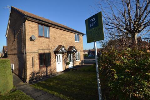 2 bedroom semi-detached house to rent - Cranford Gardens, West Bridgford