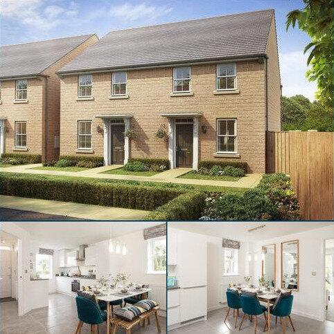 3 bedroom semi-detached house for sale - Plot 166, Ashurst at Hewenden Ridge, Cullingworth, Manywells Crescent, Cullingworth, BRADFORD BD13