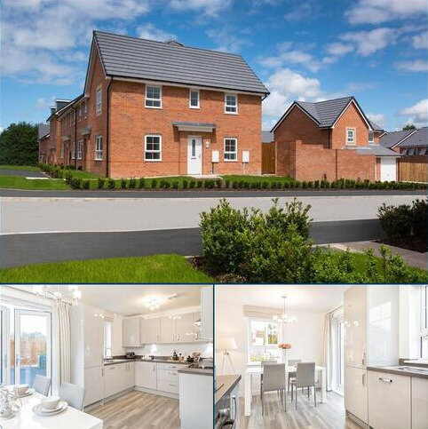 3 bedroom end of terrace house for sale - Plot 81, Moresby at The Glassworks, Catcliffe, Poplar Way, Catcliffe, ROTHERHAM S60