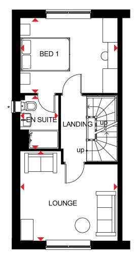 Floorplan 2 of 3: Kingsville ff