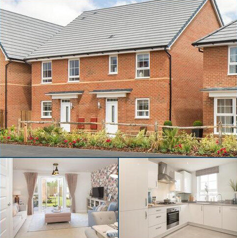 3 bedroom end of terrace house for sale - Plot 208, Barwick at Teal Park Farm, Barmston Road, Washington, WASHINGTON NE38