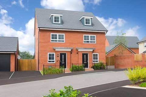 4 bedroom semi-detached house for sale - Plot 125, Queensville at Dane View, Shipbrook Road, Rudheath, NORTHWICH CW9