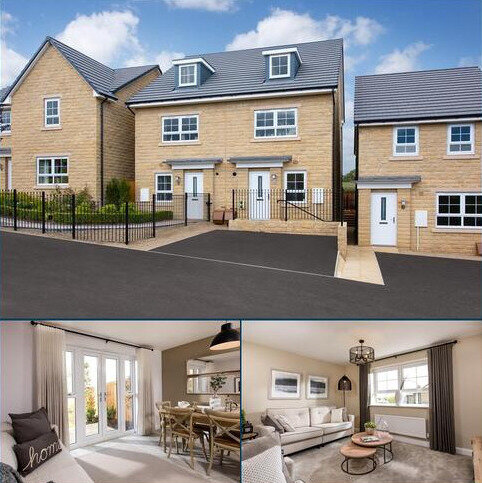 4 bedroom end of terrace house for sale - Plot 72, Kingsville at Spring Valley View, Westminster Avenue, Clayton, BRADFORD BD14