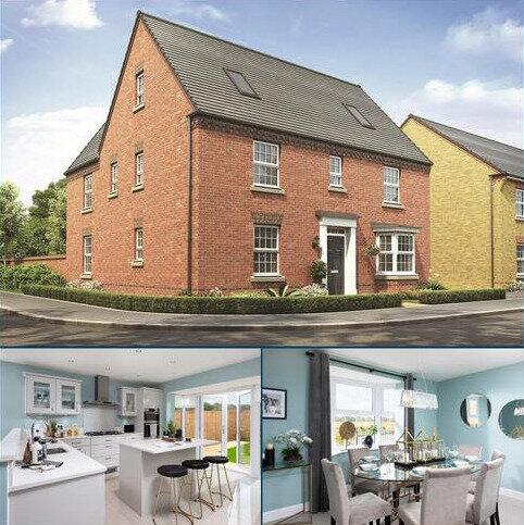 5 bedroom detached house for sale - Plot 38, Moorecroft at David Wilson Eagles' Rest, Burney Drive, Wavendon MK17