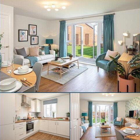 3 bedroom semi-detached house for sale - Plot 156, Folkestone at Ladden Garden Village, Off Leechpool Way, North Yate, BRISTOL BS37