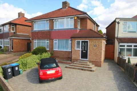 3 bedroom semi-detached house for sale - EXTENDED 3 BED SEMI WITH APPROX 125` REAR GARDEN