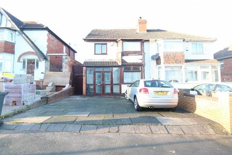 4 bedroom semi-detached house for sale - Copthall Road, Handsworth, West Midlands, B21
