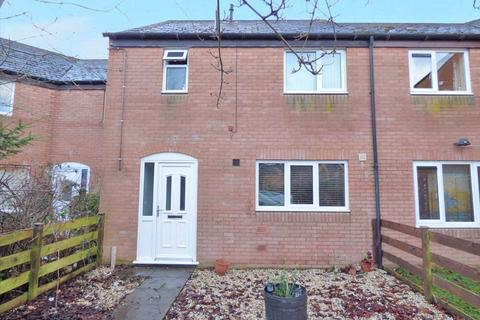 3 bedroom terraced house for sale - Heol-Y-Nant, Newtown