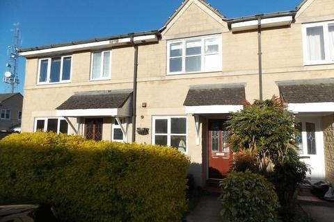 2 bedroom terraced house to rent - Meadow Drive, Bath