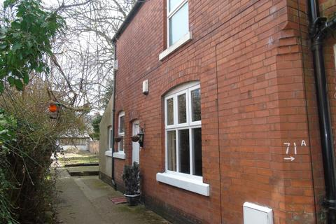 1 bedroom townhouse to rent - UTTOXETER ROAD,DERBY