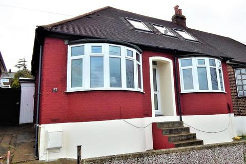 2 bedroom semi-detached bungalow for sale - Delce Road, Rochester