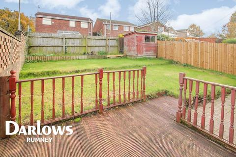3 bedroom end of terrace house for sale - Lyncroft Close, Ols St Mellons, Cardiff