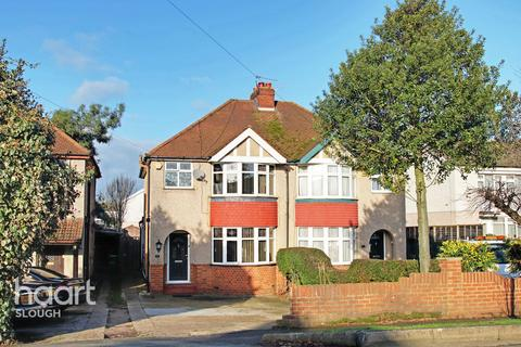 3 bedroom semi-detached house for sale - Shaggy Calf Lane, Slough