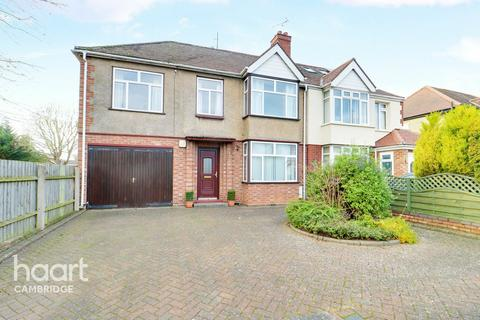 4 bedroom semi-detached house for sale - High Street, Cambridge