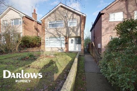 3 bedroom detached house for sale - Meadvale Road, Rumney, Cardiff
