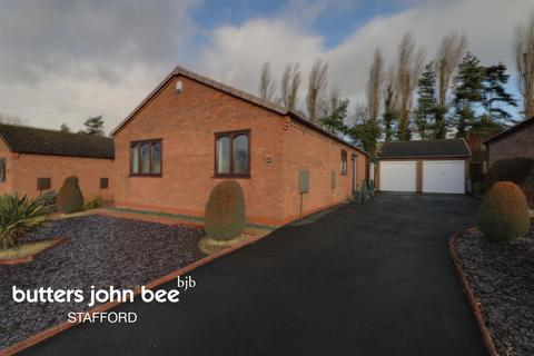 3 bedroom bungalow for sale - Lapley Avenue, Stafford
