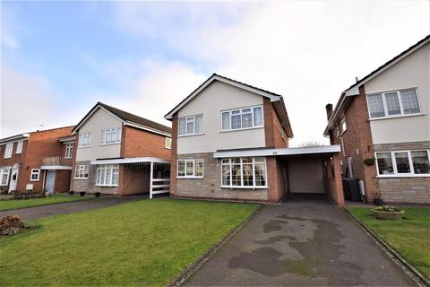 3 bedroom detached house for sale - Langfield Road, Knowle, Solihull, B93 9PS