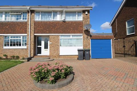 3 bedroom semi-detached house for sale - CHAIN FREE THREE BEDROOM PROPERTY on Leyhill Drive