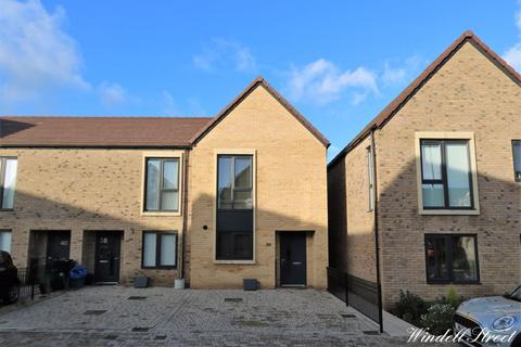 2 bedroom end of terrace house for sale - Windell Street, Combe Down, Bath