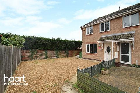 3 bedroom semi-detached house for sale - Marriot Court, Oxney Road, Peterborough