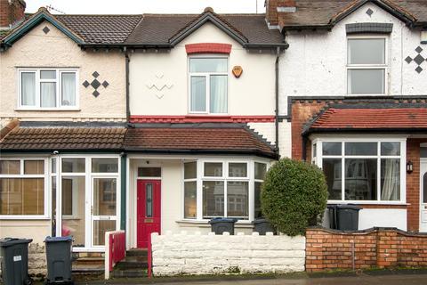 2 bedroom terraced house for sale - Windermere Road, Moseley, Birmingham, West Midlands, B13