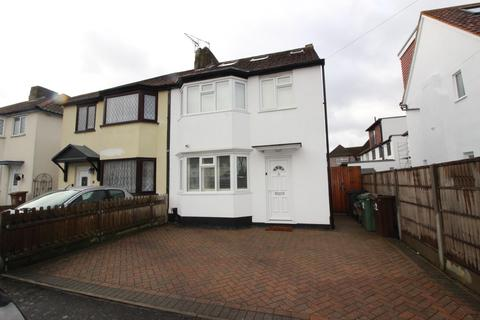 4 bedroom semi-detached house for sale - Beverley Gardens, Worcester Park KT4
