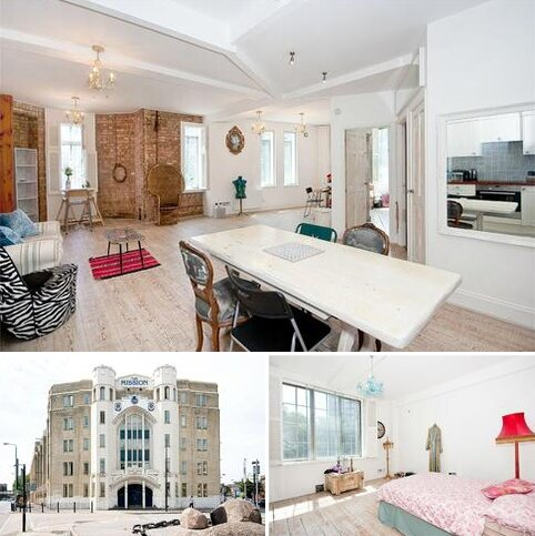 2 bedroom apartment to rent - Mission Building, E14