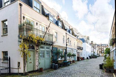 3 bedroom mews for sale - Radnor Mews, London, W2