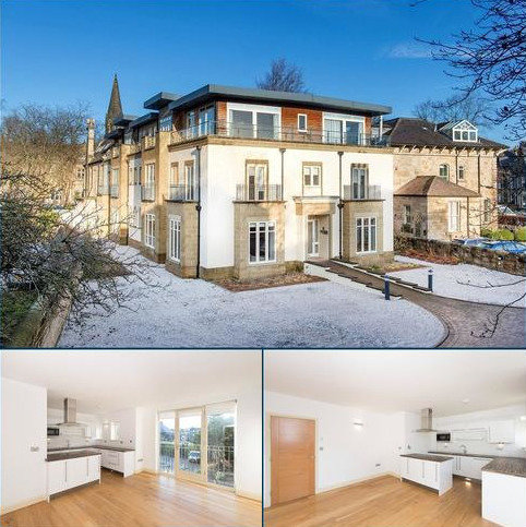 2 bedroom flat for sale - The Osborne, 2A South Park Road, Harrogate, North Yorkshire, HG1
