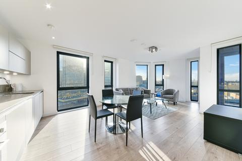 2 bedroom apartment to rent - Roosevelt Tower, Manhattan Plaza, Canary Wharf E14