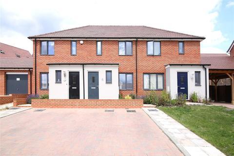 2 bedroom terraced house for sale - Bailey Drive, Castle Hill, Ebbsfleet Valley, DA10