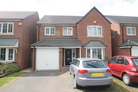 4 bedroom detached house for sale - March Drive, Dudley, DY1