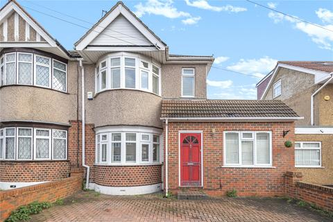 3 bedroom end of terrace house for sale - Lynmouth Drive, Ruislip Manor, Middlesex, HA4