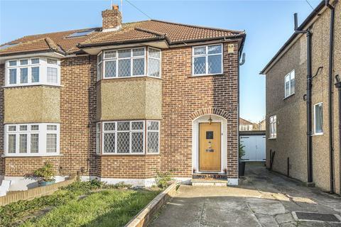 3 bedroom semi-detached house for sale - Queens Walk, Ruislip, Middlesex, HA4