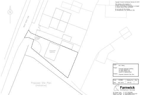 Land for sale - Building Plot, Baileywood Lane, Holme On Spalding Moor, YO43 4ER