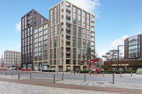 2 bedroom apartment to rent - Emery Wharf, London Dock, Wapping, E1W