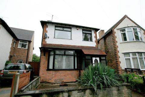 3 bedroom detached house to rent - Ringwood Crescent, WOLLATON, Nottinghamshire, NG8 1HL